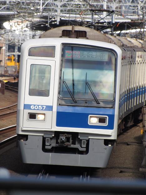 西武6057F
