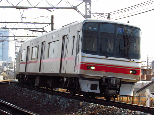 名鉄5008F