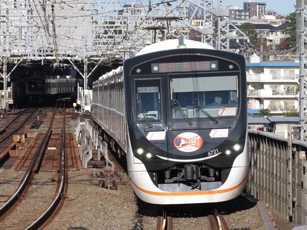 東急6121F