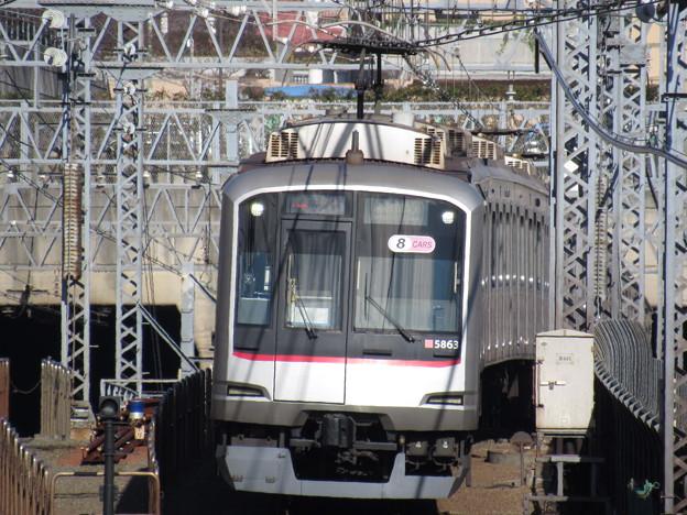 東急5163F