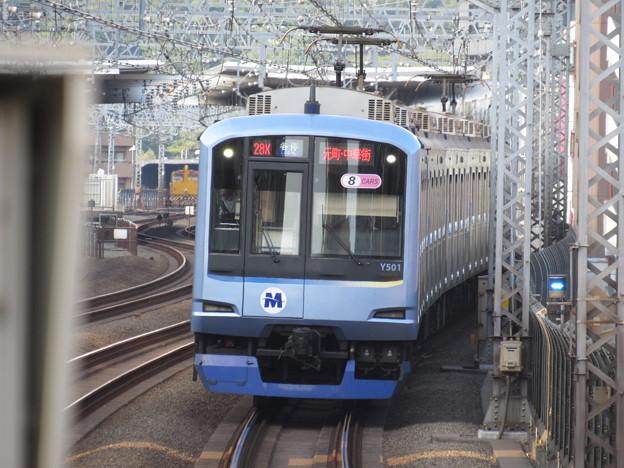 横浜高速Y501F