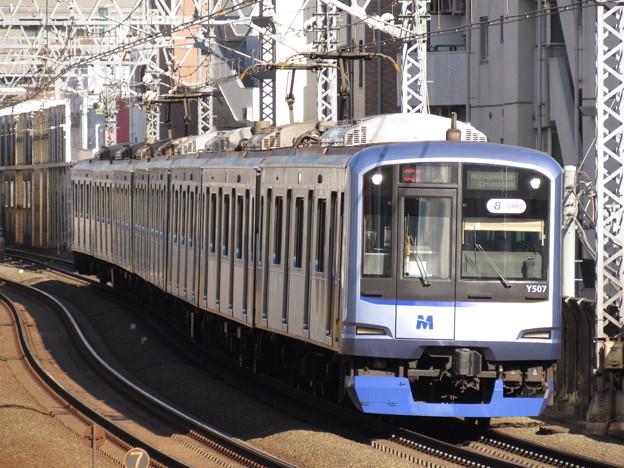 横浜高速Y507F