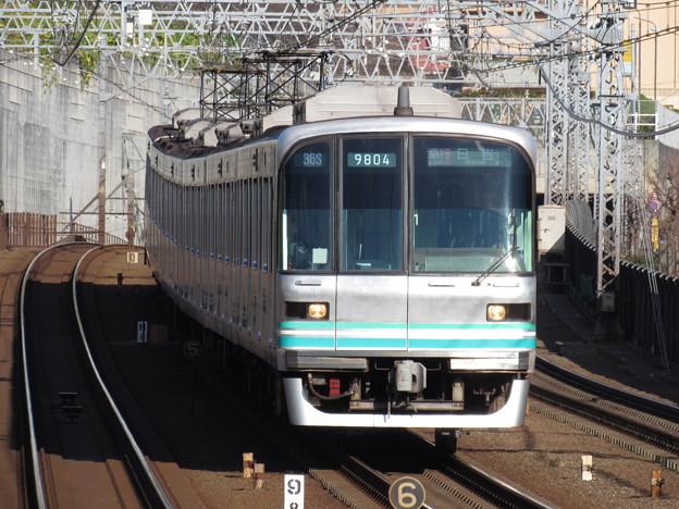 南北線9104F