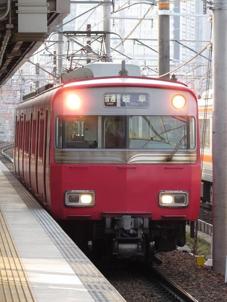名鉄6045F