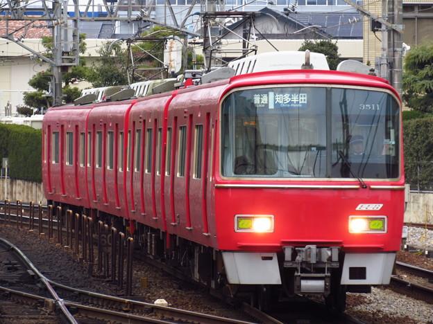 名鉄3511F