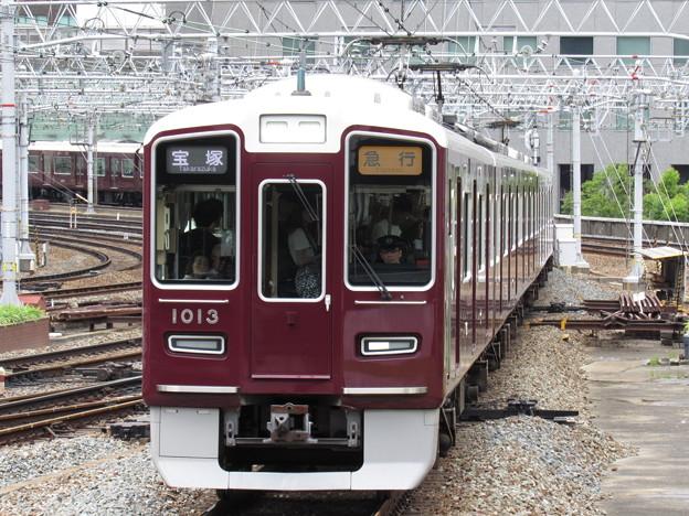 阪急1013F