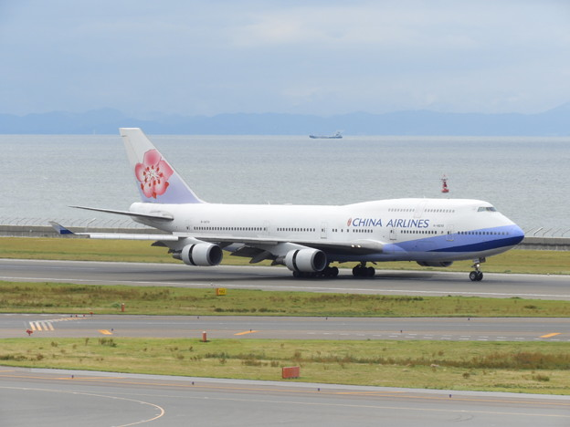 CAL B747-400