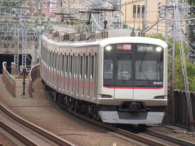 東急4107F