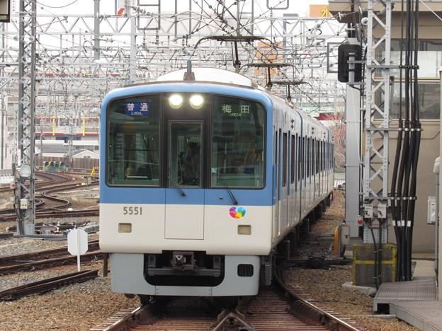 阪神5551F