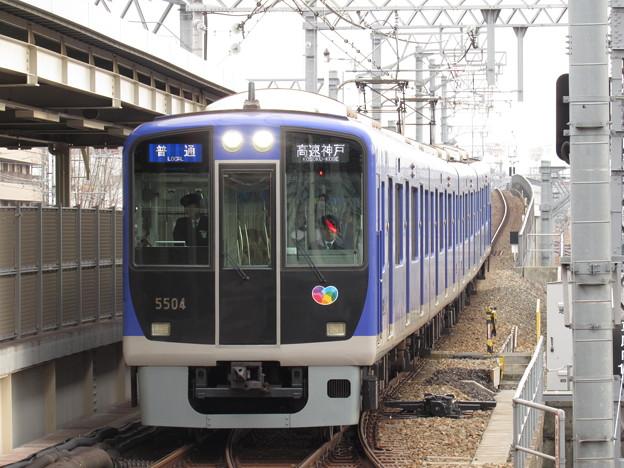 阪神5503F