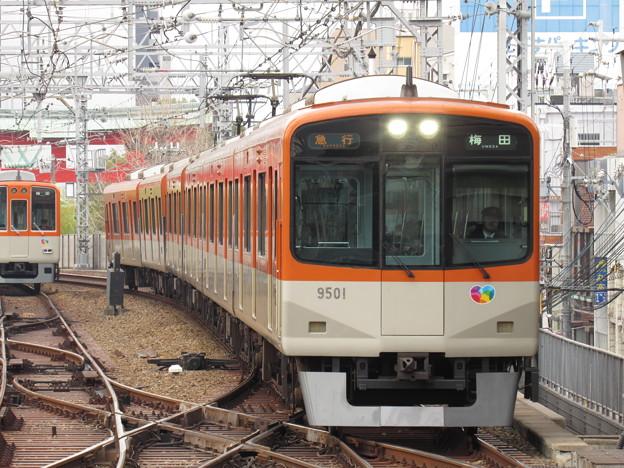 阪神9501F