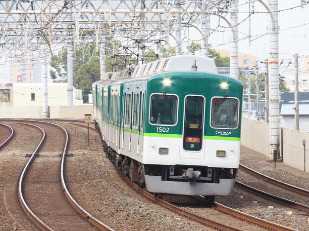 京阪1502F