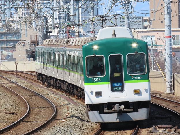 京阪1504F
