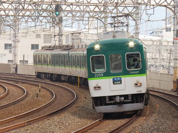 京阪2209F