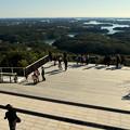 写真: 横山展望台