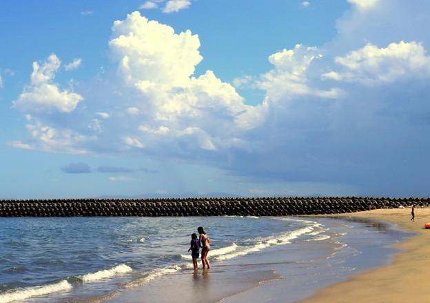 海がこいしくて