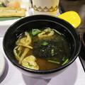写真: 味噌汁