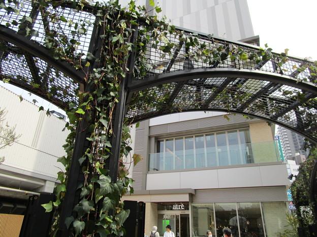 浦和アトレの入り口(北側)