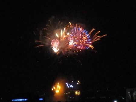 さいたま市の政令指定都市15周年花火大会 (34)