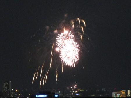さいたま市の政令指定都市15周年花火大会(2)