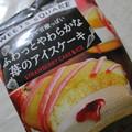 Photos: ふわっとやわらかな苺のアイスケーキ
