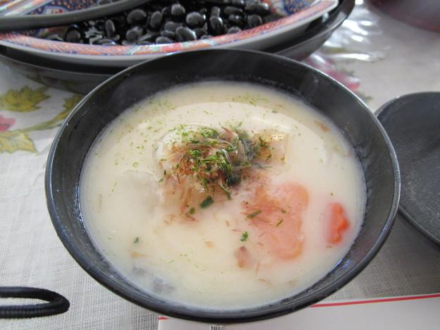 Photos: 白みそ雑煮