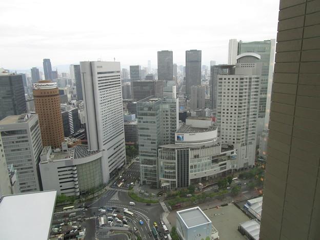 28階からの眺め