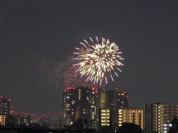 Photos: 戸田橋花火大会1