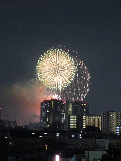 戸田橋花火大会10