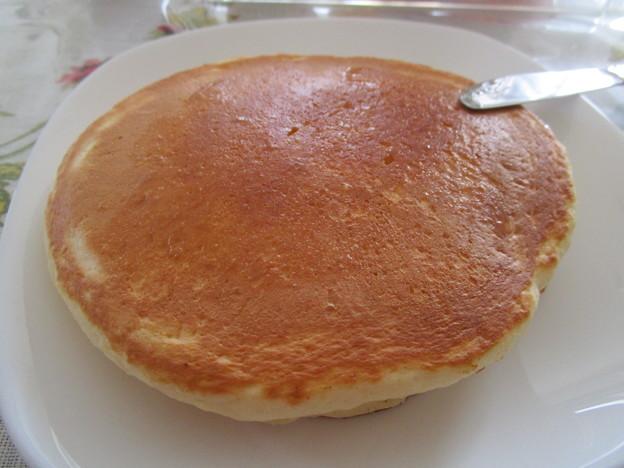 Photos: ホットケーキを焼いたよ(≧∇≦)ノ彡