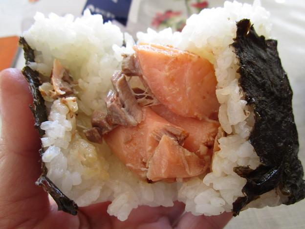 鮭、たっぷり(≧∇≦)ノ彡