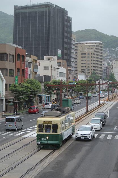 新長崎街道を行く305号