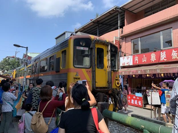 Photos: 十份老街
