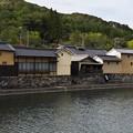 Photos: 平福の川端