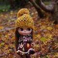 Photos: 落ち葉を踏みしめて