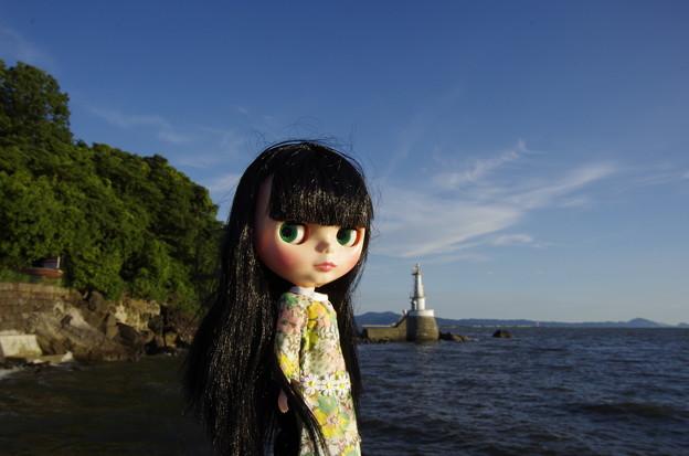 Photos: 夏は海!