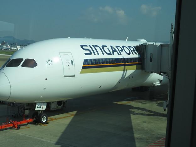 初めてのシンガポール旅行