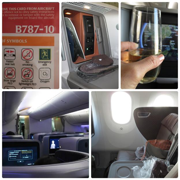 シンガポール航空 B787-10