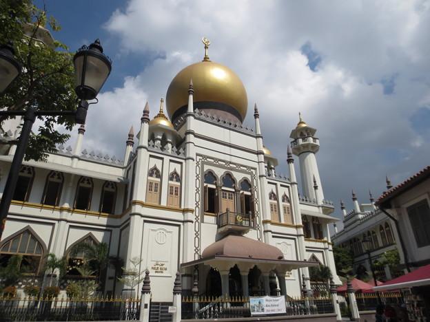 サルタン モスク(Sultan Mosque)