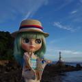 海と灯台とブライス