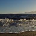 Photos: 波のあるエリカの海