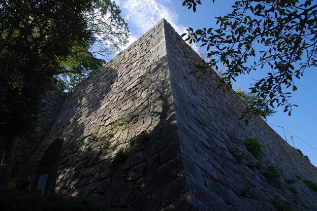 丸亀城の石垣