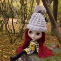 秋がもっとも似合う子