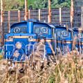 Photos: 北斗星色の牽引車