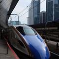 写真: E7系新幹線