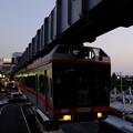 Photos: 湘南モノレール大船駅にて