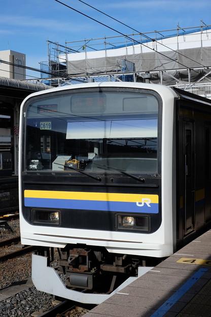 209系電車