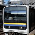 Photos: 209系電車