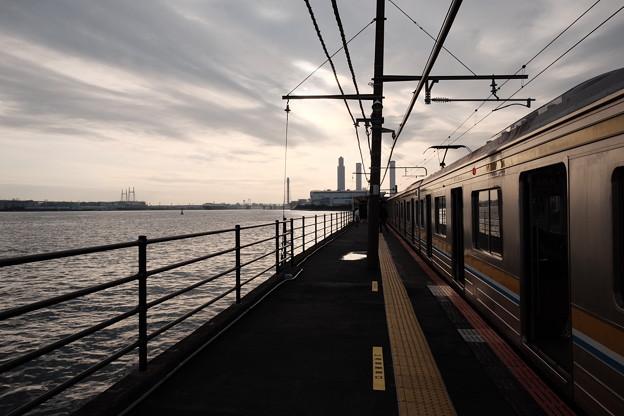 Photos: 鶴見線海芝浦駅