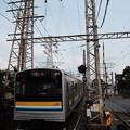 Photos: 鶴見線浅野駅にて